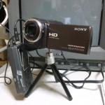 ソニーさんのCX590ってカメラ